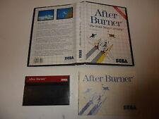 SEGA Master System after burner
