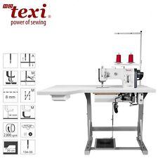 TEXI Industrienähmaschine - Dreifachtransport - mit größerer Tischplatte - NEU!