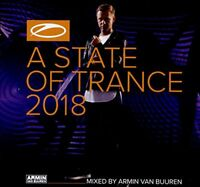 Armin van Buuren - A State Of Trance 2018 [CD]
