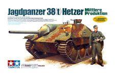TAMIYA 35285 1/35 Jagdpanzer 38(t) Hetzer Mittlere Produktion