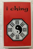 CARTE DA GIOCO I CHING MODIANO ORACOLO ESOTERICO ORIGINALI PLAYING CARDS NEW