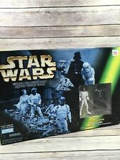 1998 STAR WARS ESCAPE THE DEATH STAR ACTION FIGURE GAME