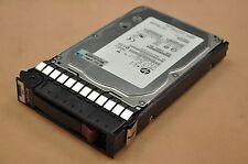 HP 600GB 15K 6G 3.5 inch SAS Dual Port Hot Plug Hard Drive 516828-B21/517354-001