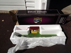 MTH 10-1069 TINPLATE TRADITIONS LIONEL #441 WEIGH SCALE - NEW
