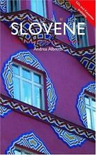 Colloquial Slovene : A Complete Language Course Albretti 2 CDs and Tapes