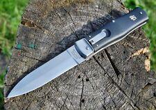 Mikov Predator Messer Taschenmesser Klappmesser Einhandmesser Klinge Lederetui