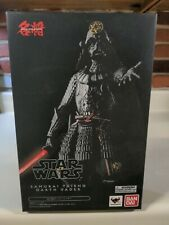 Star Wars Bandai Tamashii Nations Samurai Taisho Darth Vader Movie Realization