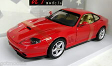 UT Models 1/18 Scale 180 076020 Ferrari 550 Maranello 1996 Rosso Red diecast car
