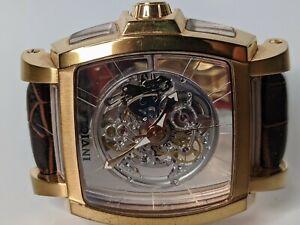 Invicta Men's Sapphire Ghost Swiss Automatic Watch 22836 48mm
