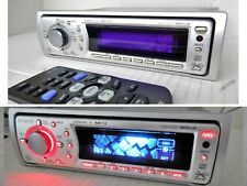 Sony Cdx-F7500 Radio Mp3 Cd Player Fm / Am Receiver, Dso, Aux in, Remote Control