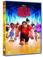 Wreck-It Ralph con Clásico No 51 On Espina Walt Disney GB DVD Nuevo