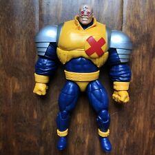 """Marvel Legends Strong Guy BAF Complete 9""""  Action Figure Deadpool X-Factor"""