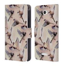 Fundas y carcasas de plástico de color principal marrón para teléfonos móviles y PDAs Huawei
