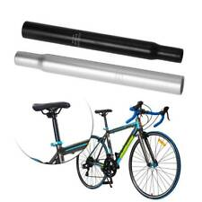 Bicycle Seat Post Aluminum Tube Alloy MTB Mountain Road Bike Cycling 27.2x250mm