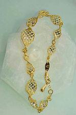 EXCLUSIVES  ARMBAND  750 GOLD  20,5 cm  NEU   exakt dazu pass. Collier im Shop