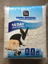 Hamster Guinea Pig Rabbit Paper Bedding All Living Things