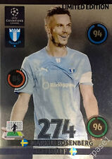 Markus Rosenberg Limited Edition - Panini Adrenalyn XL Champions League 2014/15