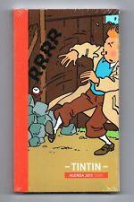 Petit AGENDA TINTIN 2013. Format 9,3 x 16 cm Souple. TINTIN ET LE RÉVEIL