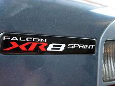 Tickford Ford ED Falcon XR8 SPRINT rear boot garnish badge