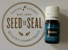 MARJORAM Young Living Essential Oils 5 ml new  sealed ready to ship