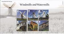 GB 2017 WINDMILLS WATERMILLS PRESENTATION PACK No 542 SG 3967 3972 MINT SET #542