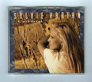 MAXI CD 3 TITRES (PROMO) SYLVIE VARTAN C'EST FATAL