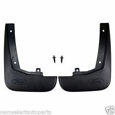 OEM NEW 2009-2012 Ford Flex Rear Molded Mudflaps Splash Guards 9A8Z16A550BB