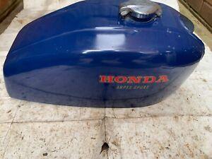 Honda CB400 Four 1975 Used Original Petrol Tank C/W Petrol Tap & Filler Cap