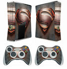 258 Vinyl Decal Cover Skin Sticker for Xbox360 slim and 2 controller skins