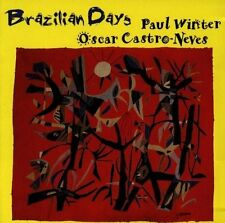 Paul Winter Brazilian days (& Oscar Castro-Neves) [CD]