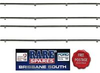 HOLDEN FX FJ DOOR BELT WEATHERSTRIP SUITS REAR INNER & OUTER LH & RH SIDE