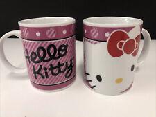 Pair Of Hello Kitty Coffee Mugs
