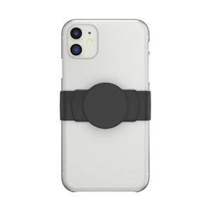 PopSockets PopGrip Slide Stretch Universal Phone Holder - Black