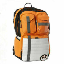 Star Wars Rebel Alliance Icon Costume Backpack Laptop Bag School Book Bag