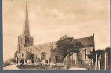 FRITH POSTCARD HARROW ON THE HILL PARISH CHURCH 1915 image 1904