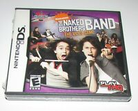 Naked Brothers Band The Video Game for Nintendo DS Brand New! Fast Shipping!