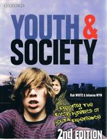 Youth And Society by White Rob Wyn Johanna - Book - Pictorial Soft Cover