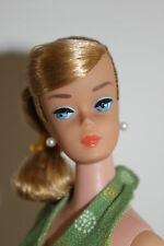 European Vintage Barbie Swirl Ponytail Original-no retouches