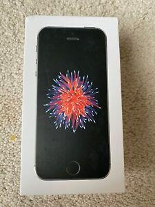 Apple iPhone SE - 32GB - Space Gray (Metro) A1662 (CDMA + GSM)