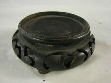 Chinese Wooden Base Stand For Porcelain and other Antiques C4