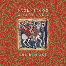 PAUL SIMON - GRACELAND-THE REMIXES   CD NEW!