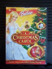 Barbie in a Christmas Carol (DVD, 2008) Very Good