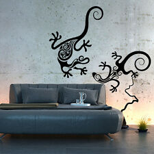01046 Wall Stickers Sticker Adesivi Murali Decorativi Gekos tattoo 120x102cm