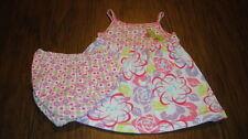 BOUTIQUE BABY LULU 6M 6 MONTHS FLORAL DRESS SET