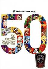 Best of Warner Bros. 50 Cartoon Collection Looney Tunes Brand New & Sealed DVD