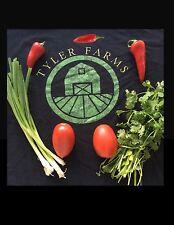 Mild Salsa Kit-50+ Organic Seeds- Serrano Pepper, Green Onion, Tomato, Cilantro