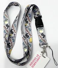 Totoro Lanyard for ID Badge, Keychain, Cellphone... #80003