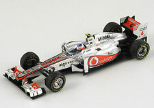 MC LAREN MERCEDES MP4-26 - 200th GP Winner Hungarian GP 2011