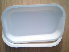 "50 x 6½"" Ovenable/Microwavable Dishes"