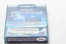 Hoya Pro1 Digital 58mm CPL DMC Wide Band LPF Filter NEW
